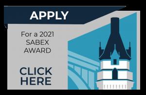 Apply Button for SABEX 2021 Awards